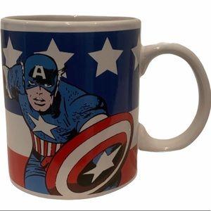 Marvel Captain America Coffee Mug Cup